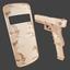Riot Shield and G18   Desert   Precious