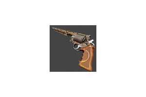 500 Magnum Revolver Snakeskin Mint
