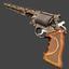 500 Magnum Revolver | Snakeskin | Mint