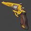 500 Magnum Revolver | Industrial | Mint