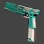 Single & Dual Glock 18C   Peppermint   Precious