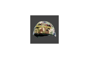 Kevlar Helmet Camo