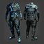 Horzine Mark 7 Suit Elite