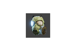Us Gas Mask Green