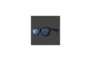 Retro Sunglasses Black