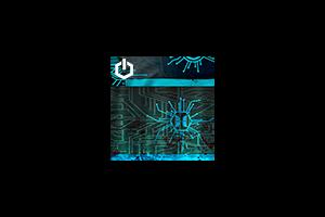 Rae Cyberpunk Blue