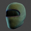 Ski Mask | Green Blue