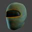 Ski Mask | Green Yellow