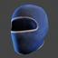 Ski Mask | Blue White