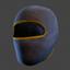 Ski Mask | Blue Yellow