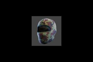 Ski Mask Camo