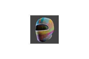 Ski Mask Pastel