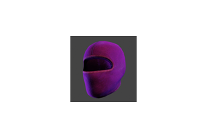 Ski Mask Purple