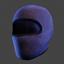 Ski Mask | Purple Black
