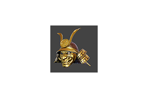 Samurai Mask Precious