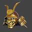 Samurai Mask | Precious