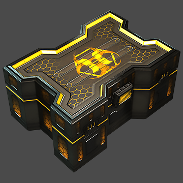 UNSC supply crate by electricocomics on DeviantArt