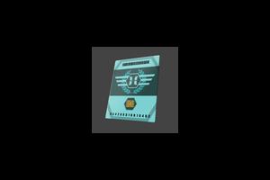 Horzine Supply Crate Key Series 1
