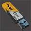 High Voltage USB Key