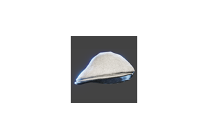 Flatcap White