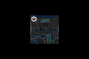 Briar Cyberpunk Blue