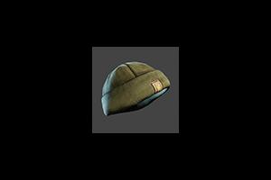 Military Surplus Beanie Green