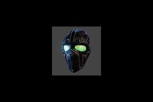 Devtac Ballistic Mask Green