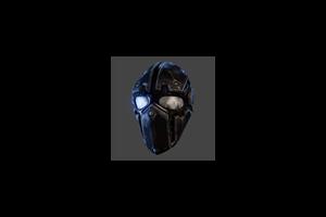 Devtac Ballistic Mask Black