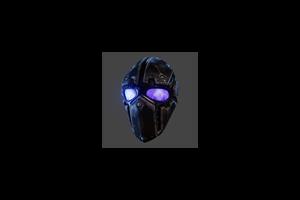 Devtac Ballistic Mask Blue