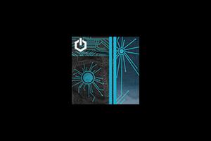 Donovan Cyberpunk Blue