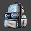 EMS Backpack   Blue