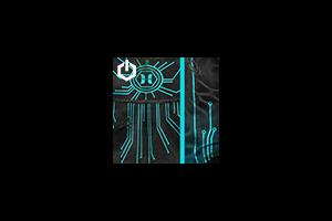 Jagerhorn Cyberpunk Blue