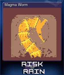 Magma Worm