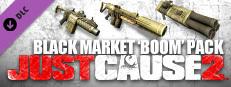 Just Cause 2 - Black Market Boom Pack DLC