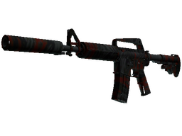 StatTrak™ M4A1-S | Blood Tiger