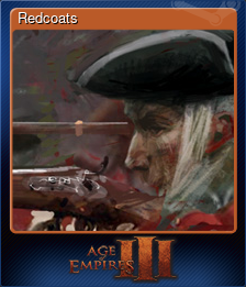 Redcoats (Trading Card)