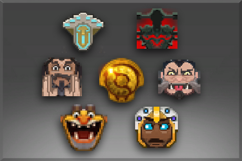 The International 2015 Emoticon Pack III Prices