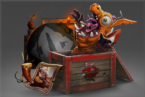 Techies' Bombastic Box Price