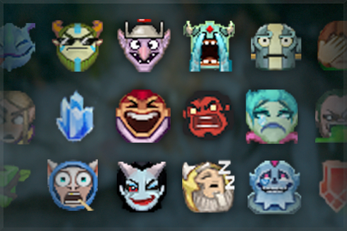 Buy & Sell Compendium Emoticon Pack