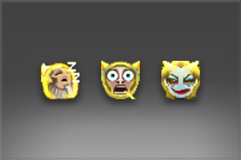 Buy & Sell Genuine Emoticharm 2015 Emoticon Pack 6