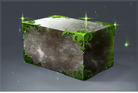 Effigy Block of The Fall 2016 Battle Pass Level III