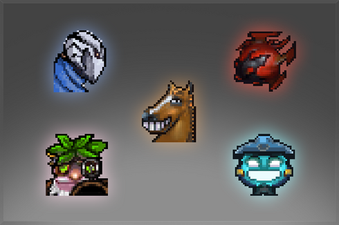DotaCinema Emoticon Pack Prices