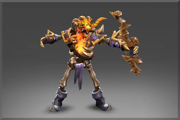 Buy & Sell Crypt Guardian's Set