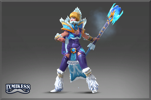 Glacier Duster Set Price