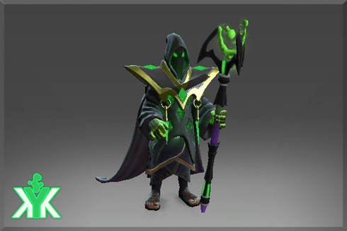 Buy & Sell Garb of the Cruel Magician Set