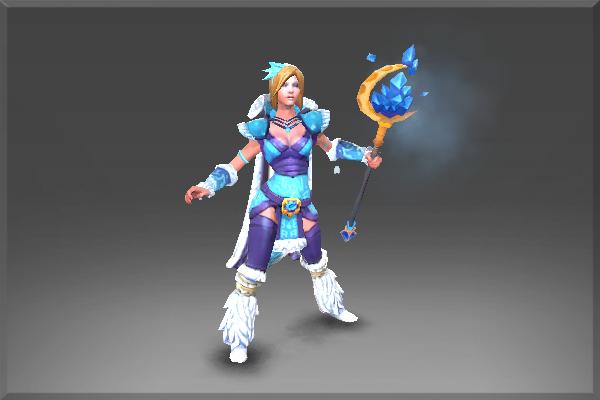 Buy & Sell Frostiron Sorceress Set