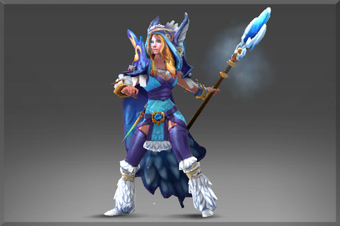Buy & Sell Frozen Feather Set