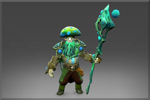 Buy & Sell Auspicious Fungal Lord Set