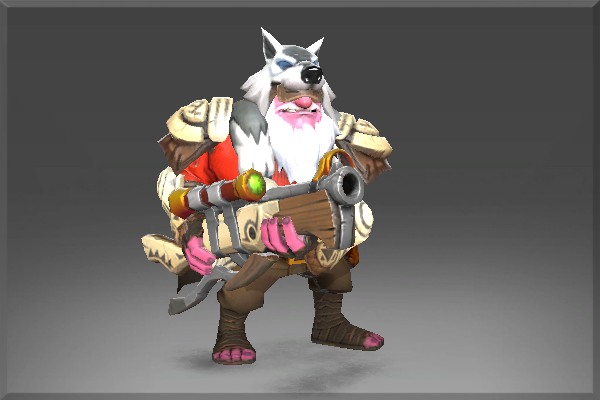 Buy & Sell Spirit of the Howling Wolf Set