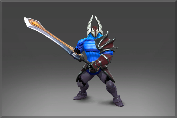 Buy & Sell Auspicious Swordmaster of the Vigil Set